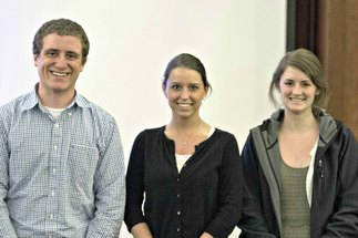 Research Day Undergraduate Poster Session Winners