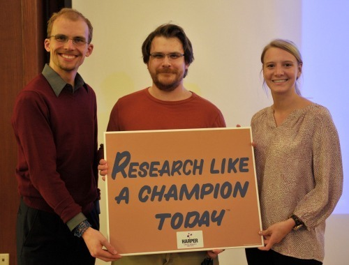 Research Like a Champion