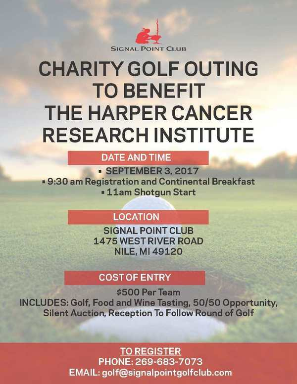 Signal Point Charity Golf Outing