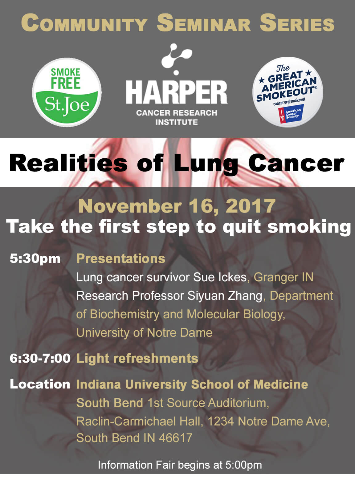 Lung Cancer 11 2017