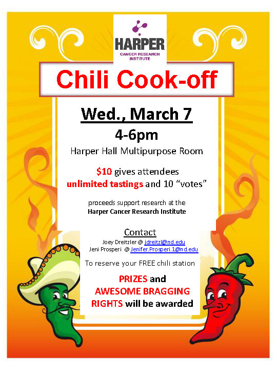 Chili Cook Off Flyer 2018 1