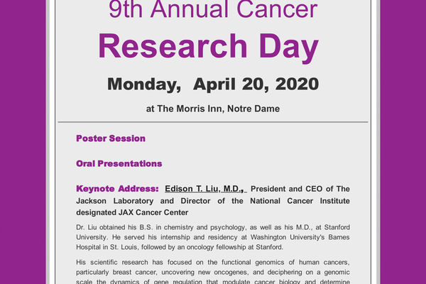 9th Annual Harper Cancer Research Day